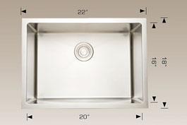 bosco  undermount kitchen sink 202216