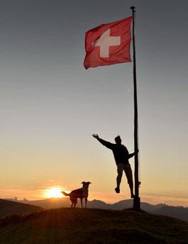 Verliebt in die Schweiz