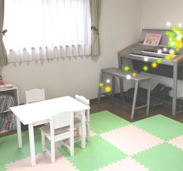 幼児教室風景