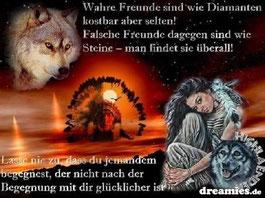 Weisheiten über Wölfelebensweisheitenind Weisheiten Der