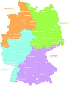 BA-Regionen 2021