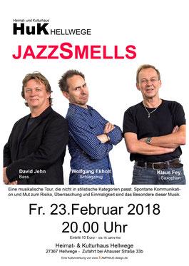 JazzSmells im HuK-Hellwege