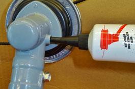 Winkelgetriebe-Fett für Freischneider