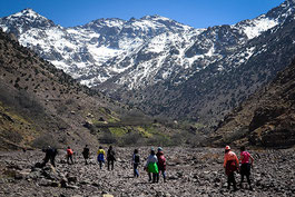 Wanderreise in Marokko