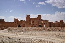 Wüste in Marokko, Marokko Reise