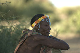 Hadzabe auf Tansania Safari