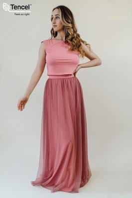Tülrock für Brautjungfern , Zweiteiler, Bridesmaids Tulle Skirt