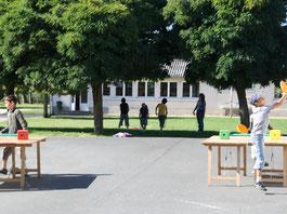 Centre de loisirs de Romorantin - Accueil des enfants pendant les vacances scolaires - Activités extérieures