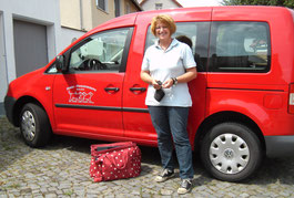 Mobile Tierphysiotherapie B.Ufer