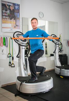 EMS Training bei Skypers Sports in Frankfurt