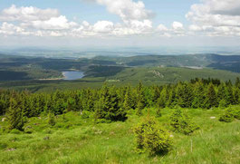 Brocken Gipfelfoto