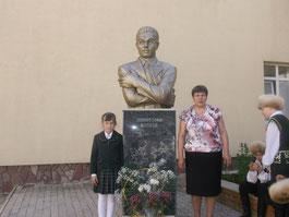 2-се класс уҡыусыһы Шәйхатарова Дарина менән Ишембайҙа