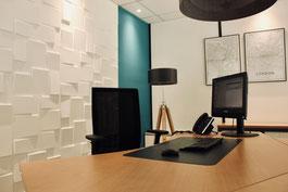 Rénovation d'un bureau - Tournon-Sur-Rhône