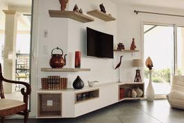Création de mobilier sur mesure - Saint-Donat