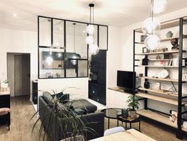 Rénovation d'un appartement - Valence