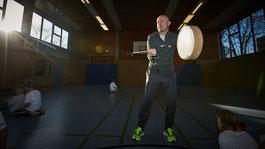 !Respect-Gründer und -Coach Oliver Henneke