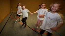 Mit Spiel, Spaß und Bewegung zu mehr Respekt