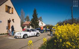 L'équipage Van Riet et Cartenian, Tour Auto 2016