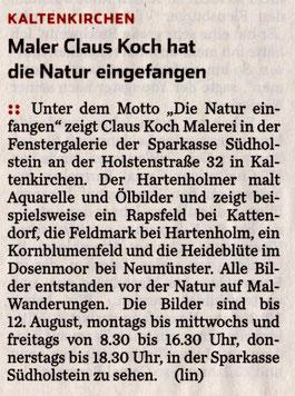 Hamburger Abendblatt 03.06.2015