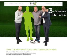 TM17 Jimdo Webseite
