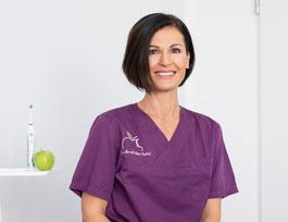 Daniela Bräuer Prophylaxe Ronnenberg ...die mit dem Apfel! Dentalhygienikerin Praxis Niemann, Wende & Partner
