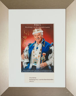 Bierkönig Fritz I.
