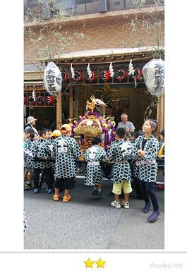 JPさん: 牛嶋神社祭礼