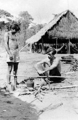 1951: Huxley Ka'apor