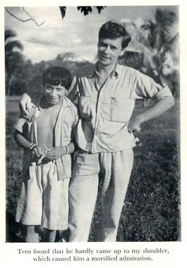 1953: Huxley and Tero