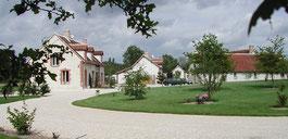 La Nigaudière, gîtes de charmes 3 pis à Lassay-sur-Croisne, entre Sologne et Vallée du Cher, au coeur des châteaux de la Loire