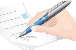Les documents administratifs de la mairie de Lassay-sur-Croisne, trait d'union entre la vallée du Cher et la Sologne