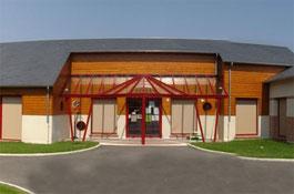 L'école à Lassay-sur-Croisne - Mur de Sologne, trait d'union entre la vallée du Cher et la Sologne