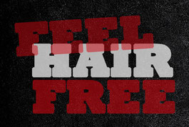 Feel Hair Free