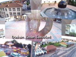 Griesheim im Kreis Darmstadt Dieburg