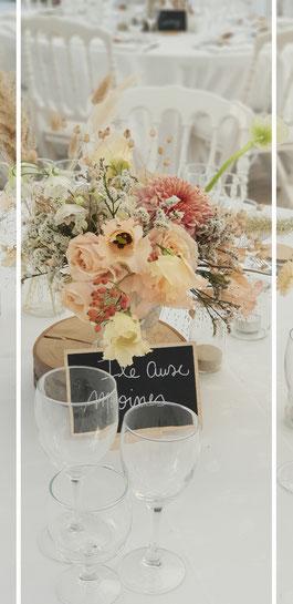 se marier dans un château chic et champêtre location FRENCH WEDDING STYLE VENUE FRANCE de chapiteau bambou mariage chic et romantique salle de mariage en forêt