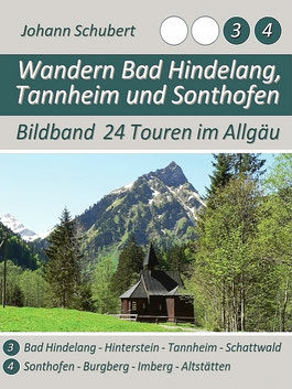 Bildband Touren Hindelang Tannheim Sonthofen