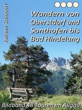 Wandertouren Oberstdorf Sonthofen  Hindelang