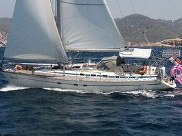 Charteren rond Ibiza