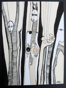 Les habitants de la forêt, n°11