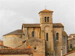 abbaye de Saint Hilaire 11250