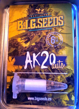 sorteo semillas marihuana ak20