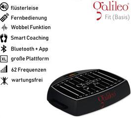 Vibrationsplatte Galileo Fit Base, Fit Basis, Vibrationstrainer, Galileo Training, gebraucht, kaufen, Preise, Preis, Test, Vertrieb: www.kaiserpower.com