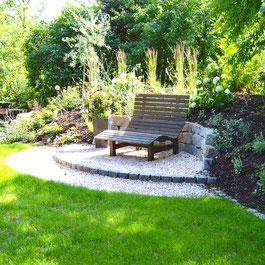 Feng Shui Gartenberatung, Gartengestaltung
