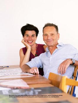 Sabine Kriechbaum & Erwin Wagenhofer