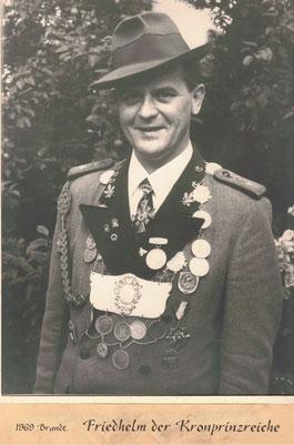 1969 - Friedhelm Brandt