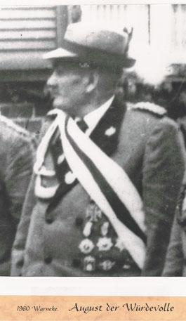 1960 - August Warneke