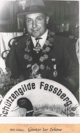 1965 - Günther Schöne