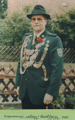 1990 - Wolfgang Meyer - Hermannsburg