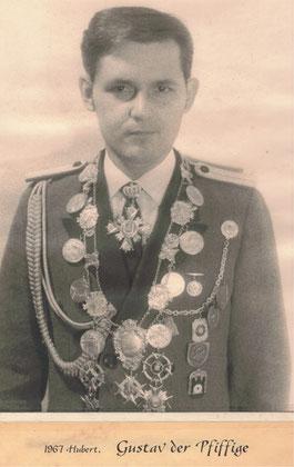 1967 - Gustav Hubert