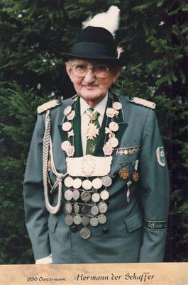 1990 - Hermann Oostermann